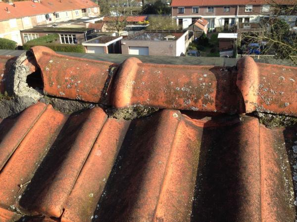 Help mijn dak lekt!