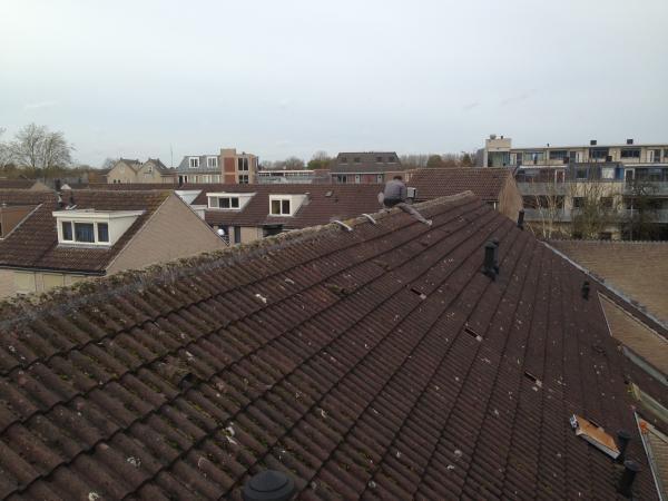 Nokpannen aansmeren met Flexim in Veldhoven